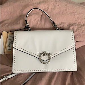 Rebecca minkoff jean backpack crossbody purse